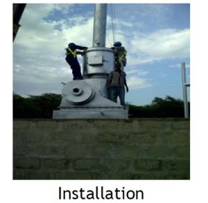 Incinerator Installation