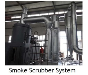 Smoke Wet Scrubber System