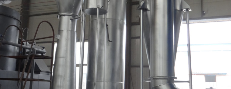 Dust Wet Scrubber System for Waste Incinerator
