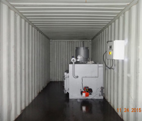 Small Containerized Incinerator